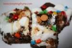 Fun'Fetti' Brownies